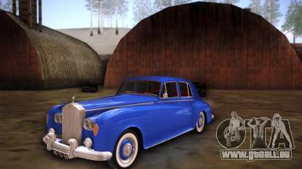 Rolls Royce Silver Cloud III pour GTA San Andreas