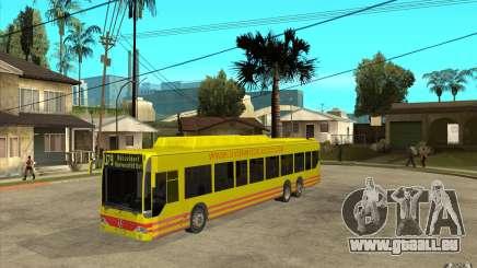 Mercedes Benz Citaro L für GTA San Andreas