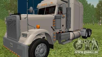 Freightliner FLD120 Classic XL Midride für GTA San Andreas