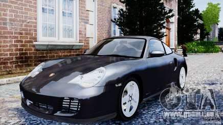 Porsche 911 Turbo S pour GTA 4