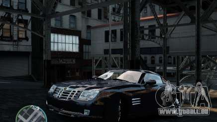 2007 Chrysler Crossfire pour GTA 4