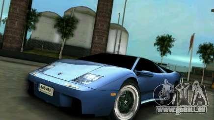 Lamborghini Diablo pour GTA Vice City