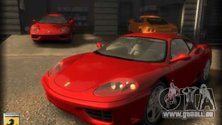 Ferrari 360 modena pour GTA 4