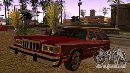 Mercury Grand Marquis Colony Park pour GTA San Andreas