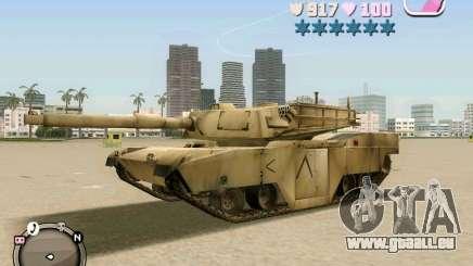 M 1 A2 Abrams pour GTA San Andreas