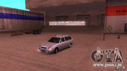 VAZ-2171 v2. 0 für GTA San Andreas