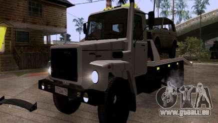 3309 GAZ dépanneuse pour GTA San Andreas