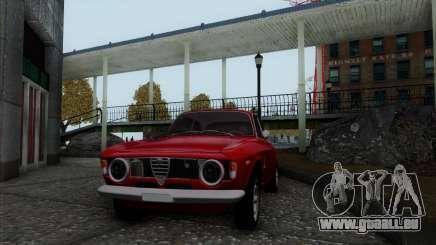 Alfa Romeo Giulia Sprint 1965 für GTA San Andreas