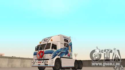 KAMAZ 54112 Sekretariat für GTA San Andreas