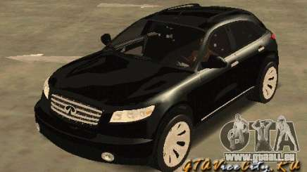 INFINITY FX45 pour GTA San Andreas