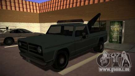 Sadler-Abschleppwagen für GTA San Andreas