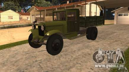 ZiS-5 für GTA San Andreas
