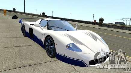 Maserati MC12 pour GTA 4