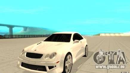 Mercedes-Benz CLK 500 Kompressor pour GTA San Andreas