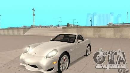 Panoz Esperante GTLM 2005 pour GTA San Andreas