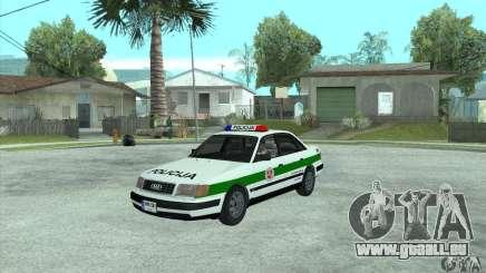 Audi 100 C4 (Cop) für GTA San Andreas