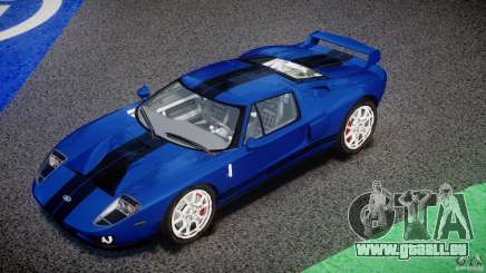 Ford GT 2006 v1.0 pour GTA 4