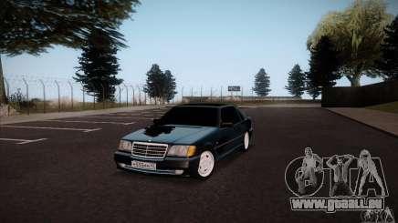 Mercedes-Benz 600SEL AMG 1993 pour GTA San Andreas