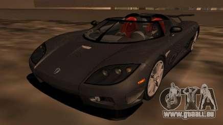 Koenigsegg CCXR Edition pour GTA San Andreas
