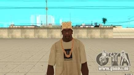 Bandana yendex pour GTA San Andreas