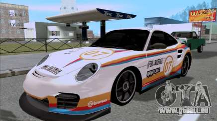Porsche 997 GT2 Fullmode pour GTA San Andreas