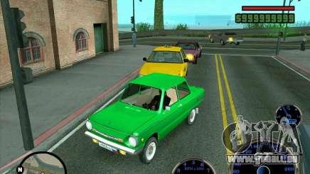 ZAZ 968 m pour GTA San Andreas