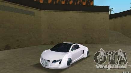 Audi RSQ concept pour GTA Vice City