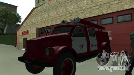 GAZ 51 20 ADC für GTA San Andreas