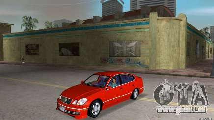 Lexus GS430 für GTA Vice City