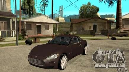 Maserati Gran Turismo pour GTA San Andreas