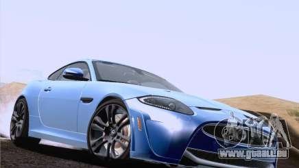 Jaguar XKR-S 2011 V2.0 pour GTA San Andreas