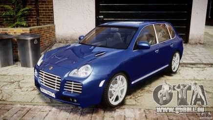 Porsche Cayenne Magnum pour GTA 4