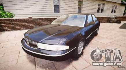 Chrysler New Yorker LHS 1994 pour GTA 4