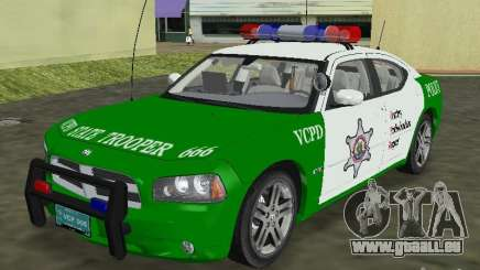 Dodge Charger Police pour GTA Vice City