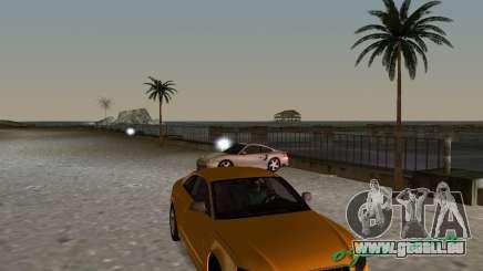 Audi S5 pour GTA Vice City