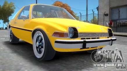 AMC Pacer 1977 v1.0 für GTA 4