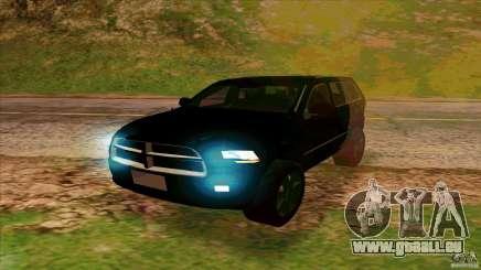 Dodge Durango 2012 für GTA San Andreas
