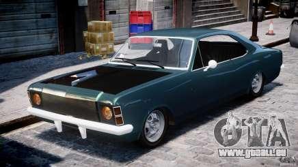 Chevrolet Opala 1979 v1.0 [BETA] für GTA 4