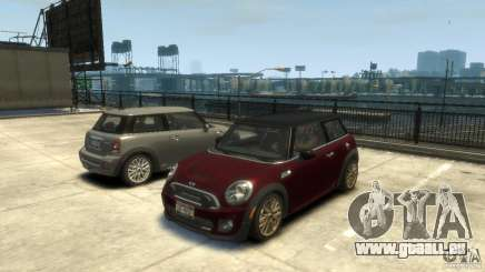 Mini John Cooper Works 2009 pour GTA 4
