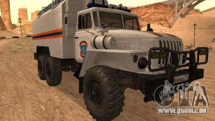Ural 4320 MOE pour GTA San Andreas