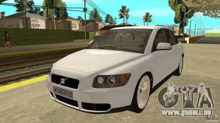 Volvo S40 2009 pour GTA San Andreas
