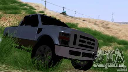Ford F350 Super Dute für GTA San Andreas