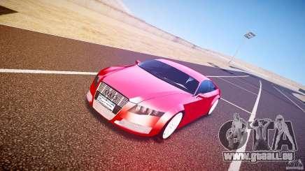 Audi Nuvollari Quattro pour GTA 4