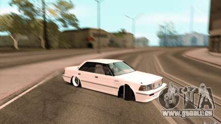 Toyota Crown S130 für GTA San Andreas