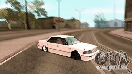 Toyota Crown S130 pour GTA San Andreas