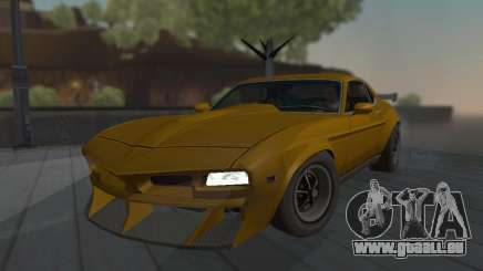SPEEDEVIL from FlatOut 2 pour GTA San Andreas