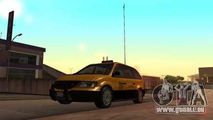 Taxifahrer von GTA 4 für GTA San Andreas