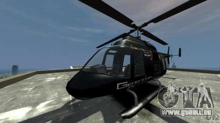 Helicopter Generation-GTA für GTA 4