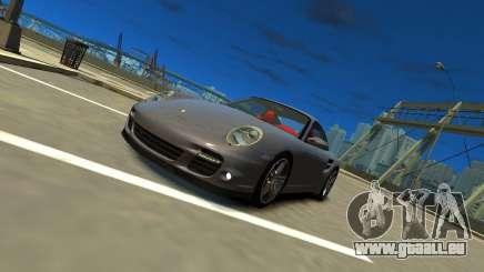 Porsche 997 Turbo pour GTA 4