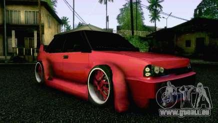 Tofas Dogan SLX DRIFT pour GTA San Andreas